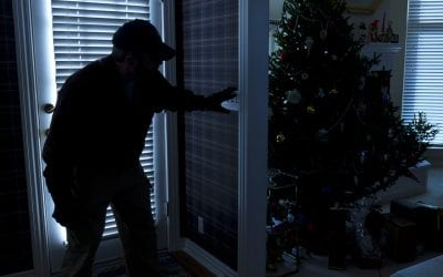 5 Tips To Keep Your Home Safe During The Holidays While You're Away