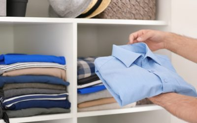 Organize Your Closet in Four Steps
