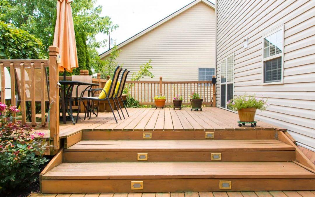 make your deck safe